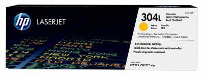 HP - HP CC532L (304L) SARI ORJİNAL EKONOMİK TONER CP2025 / CM2320