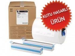 HP - HP CC591A LX610 BAKIM KİTİ L65550 (Kutu Hasarlı)