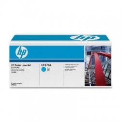 HP - HP CE271A (650A) MAVİ ORJİNAL TONER-CP5525 TONERİ