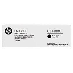 HP - HP CE410XC (305X) SİYAH ORJİNAL TONER Yüksek Kap M351/M451
