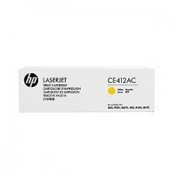 HP - HP CE412AC (305A) SARI ORJİNAL TONER-M351/M375/M451/M475