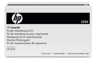 HP CE732A Fuser Maintenance Kit (Bakım Kiti) 220v Laserjet M4555