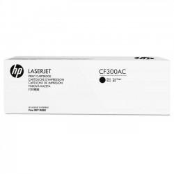 HP - HP CF300AC (827A) SİYAH ORJİNAL TONER LaserJet M880