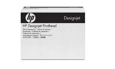 HP - HP LX610 CN668A MAVİ / SİYAH KAFA KARTUŞU Latex 820 / 850