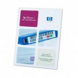 HP - HP Q2001A LTO ULTRIUM 1 DATA KARTUŞ BARKOD ETİKETİ 110 Gr.