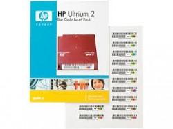 HP - HP Q2002A LTO ULTRIUM 2 DATA KARTUŞ BARKOD ETİKETİ 110 Gr.