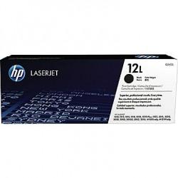 HP - HP Q2612L (12L) SİYAH ORJİNAL EKONOMİK TONER 1010 / 1020 / M1005