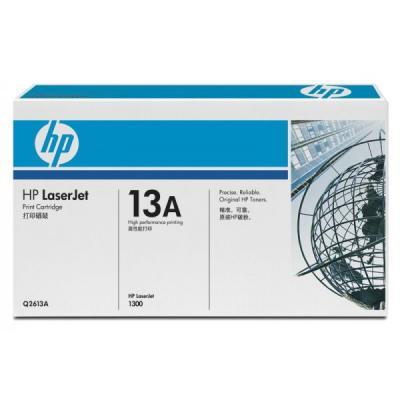 HP - HP Q2613A 13A SİYAH ORJİNAL TONER - HP 1300 ORJİNAL TONER