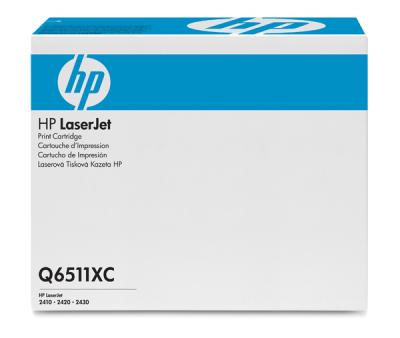 HP - HP Q6511XC (11X) ORJİNAL TONER-HP 2410 / 2420 / 2430 TONERİ