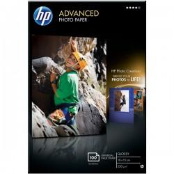 HP - HP Q8692A PARLAK FOTOĞRAF KAĞIDI 10x15 250g/m2