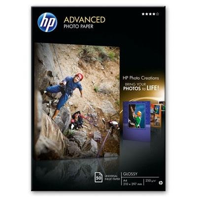 HP Q8698A AVANTAJLI PARLAK FOTOĞRAF KAĞIDI 210 x 297 mm