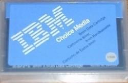 - IBM HS-8/160 3,5/7 GB DATA KARTUŞ