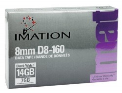 - IMATION D8-160 8mm 160m D8 7/14 GB DATA KARTUŞU