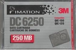 - IMATION DC-6250 46157 250Mb/500Mb 311m 5,25 DATA KARTUŞU