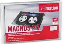 - IMATION DC-9250 SLR4 Magnus 2.5 GB 366m, 6.3mm DATA KARTUŞU