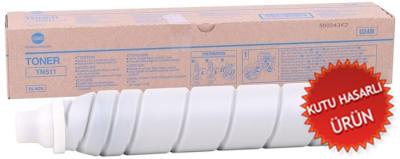 KONICA MINOLTA - KONICA MINOLTA TN-511 ORJİNAL TONER Bizhub 360 / 361 / 420 / 421 / 500 / 501 (Kutu Hasarlı Ürün)