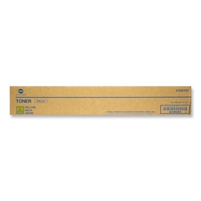 KONICA MINOLTA - KONICA MINOLTA TN-512Y SARI ORJİNAL TONER Bizhub C454 / C554
