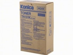 KONICA MINOLTA - KONICA MINOLTA TN101K (HG59) ORJİNAL TONER - 7115 / 7218 / 7118 / 7220 / 7216