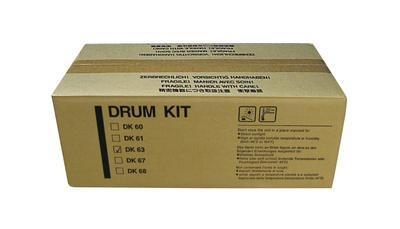 KYOCERA - KYOCERA DK-63 ORJİNAL DRUM ÜNİTESİ FS-1800 / FS-3800