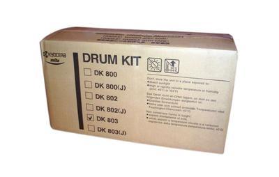 KYOCERA - KYOCERA DK-803 ORJİNAL DRUM ÜNİTESİ (Drum Kit) FS-C8008