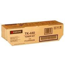 KYOCERA - KYOCERA TK-440 SİYAH ORJİNAL TONER FS-6950 / FS-6950DN / FS-6950DTN