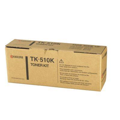 KYOCERA - KYOCERA TK-510K SİYAH ORJİNAL TONER FS-C5020N / FS-C5025N / FS-C5030N