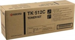 KYOCERA - KYOCERA TK-512C MAVİ ORJİNAL TONER FS-C5020N / FS-C5025N / FS-C5030N