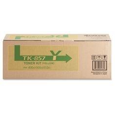 KYOCERA - KYOCERA TK-857Y SARI ORJİNAL TONER - TASKalfa 400CI / 500CI / 552CI