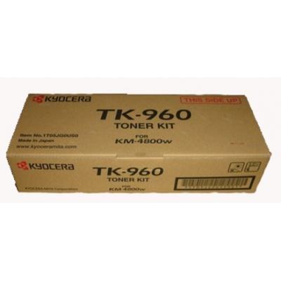 KYOCERA - KYOCERA TK-960 (1T05JG0US0) ORJİNAL TONER KM-3650W / KM-4800W / KM-4850W