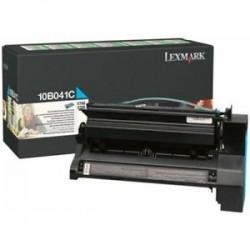 LEXMARK - LEXMARK 10B041C MAVİ ORJİNAL TONER C750 / X750