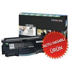 LEXMARK - LEXMARK 12016SE SİYAH ORJİNAL TONER - LEXMARK E120 / E120N YAZICI TONERİ