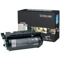 LEXMARK - LEXMARK 12A7469 EXTRA YÜKSEK KAPASİTE ORJİNAL TONER T632/634