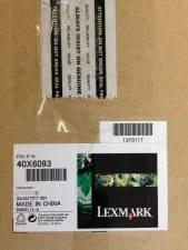LEXMARK - LEXMARK 40X6093 Fuser Kit (Fırın Ünitesi) 220v C925 / X925