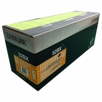 LEXMARK - LEXMARK 52DBX00 MS811 / MS812 ORJİNAL TONER 45,000 Sayfa