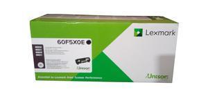 LEXMARK - LEXMARK 605X 60F5X0E SİYAH YÜKSEK KAPASİTE TONER-MX510 / MX511 / MX611