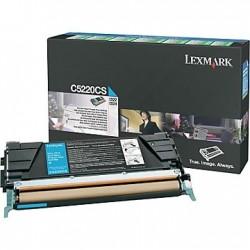 LEXMARK - LEXMARK C5220CS MAVİ ORJİNAL TONER - C522 / C524 / C530