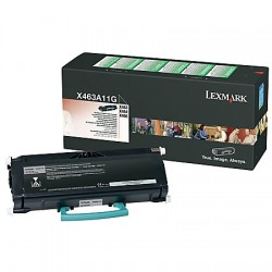 LEXMARK - LEXMARK X463A11G ORJİNAL TONER 3,500 Sayfa X460/X463/X464