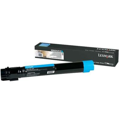 LEXMARK - LEXMARK X950X2CG MAVİ ORJİNAL TONER - X950de / X952de / X954de