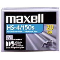 - MAXELL 4mm 150m 20/40 GB DDS-4 DATA KARTUŞU