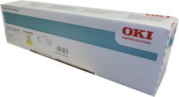 OKI - OKI 44059257 ES8451 , ES8451+ ES8461 , ES8461+ SARI ORJİNAL TONER