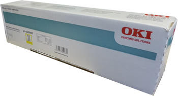 OKI - OKI 44059257 ES8451 SARI ORJİNAL TONER
