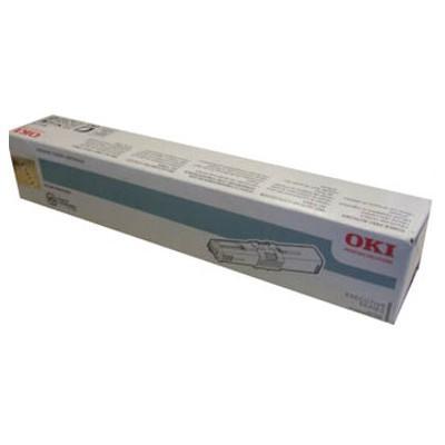 OKI - OKI 44469741 ES3451 / ES5430 / ES5461 KIRMIZI ORJİNAL TONER