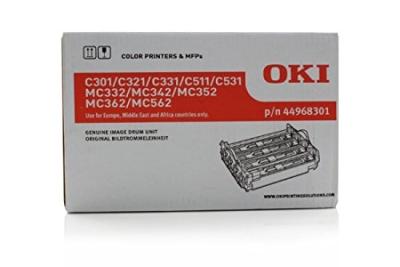 OKI - OKI 44968301 DRUM ÜNİTESİ C301, C310, C321, C330, C331, C510, C511, C530, C531, MC342, MC351