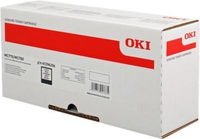 OKI - OKI 45396204 MC770 / MC780 SİYAH ORJİNAL TONER
