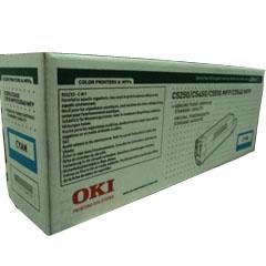 OKI - OKİ C5250-C5450-C5510 42804572 MAVİ ORJİNAL TONER