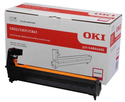 OKI - OKI C822 / C831 / C841 KIRMIZI ORJİNAL DRUM ÜNİTESİ 44844406