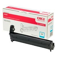 OKI - OKI C8600 / C8800 43449015 MAVİ DRUM ÜNİTESİ