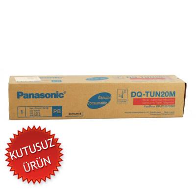PANASONIC - PANASONIC DQ-TUN20M KIRMIZI ORJİNAL TONER - DPC 262 / 322