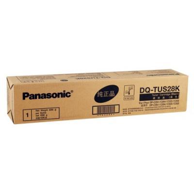 PANASONIC - PANASONIC DQ-TUS28K SİYAH ORJİNAL TONER DP-C264, DP-C323, CP-C354