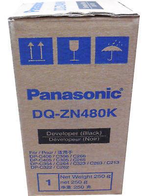 PANASONIC - PANASONIC DQ-ZN480K SİYAH DEVELOPER Workio DP C213, C262, C263, C264, C323, C354